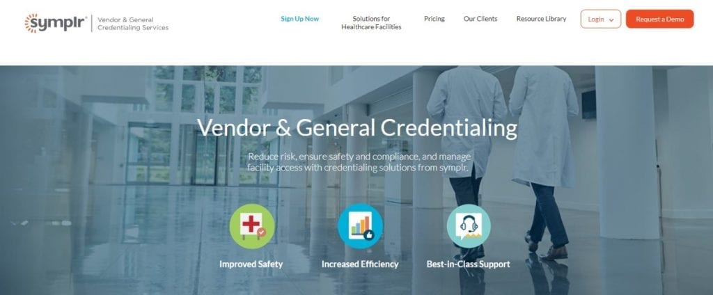 Symplr Credentialing Management Software