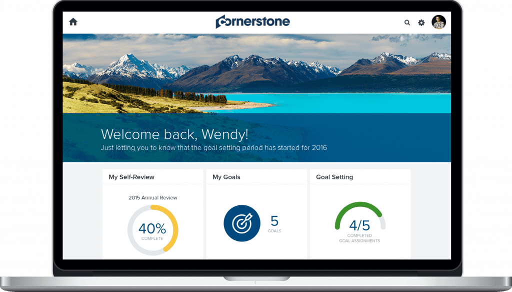 Cornerstone OnDemand Competency Software