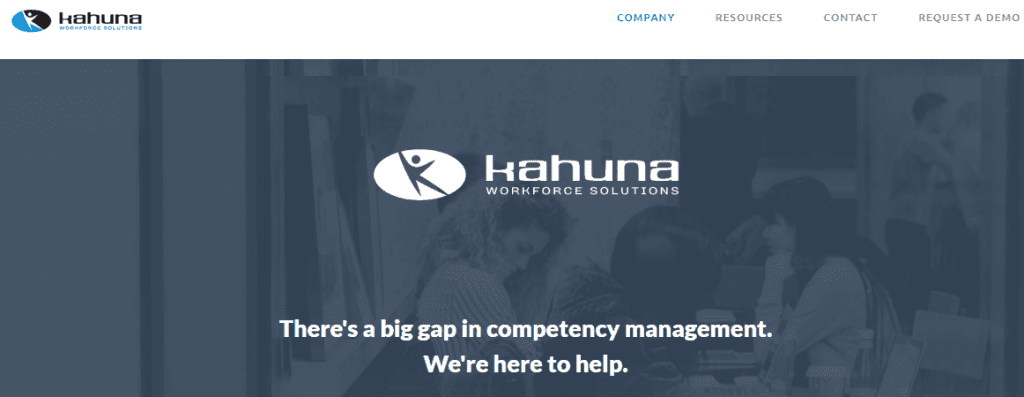 Kahuna Competency Management Software