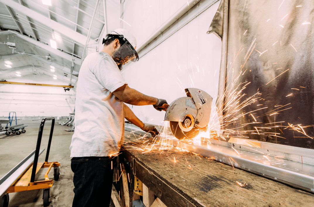 Steel Mill Case Study Image 1